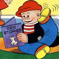 Sluggo dog